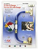 FJC 6036 R134a U-Charge Hose with Gauge