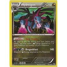 Pokemon - Hydreigon (97) Bw Dragons Exalted