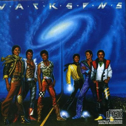 CD : The Jacksons - Victory (CD)