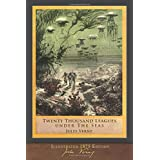 Twenty Thousand Leagues Under the Seas (Illustrated 1875 Edition): F. P. Walter Translation