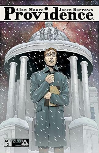 Providence Act 3 Limited Edition Hardcover: Alan Moore