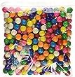 Dubble Bubble One Inch Gumballs Assorted Flavors 5 Pound Bag