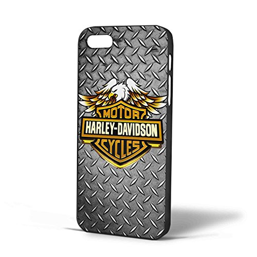 HARLEY DAVIDSON Motorcycle Logo for iPhone Case (iPhone 6s plus Black)