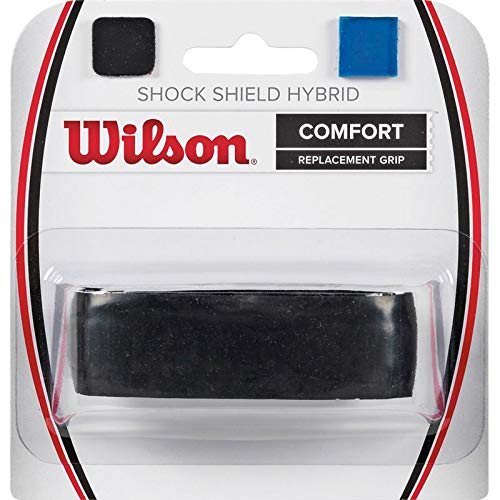 Wilson Shock Shield Hybrid Replacement Grip (Black)