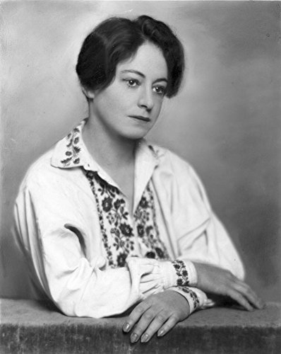 Posterazzi GLP469052LARGE Poster Print Collection Dorothy Parker (1893-1967)./American Writer. Photographed In 1928. Poster Print By, (18 X 24), Multicolored