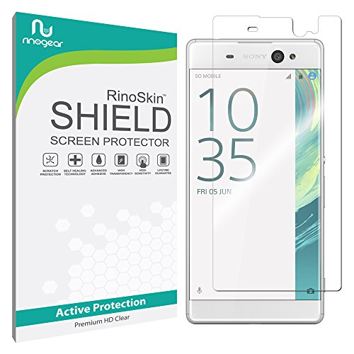 Tempered Glass For Sony Xperia XA (Clear) - 3