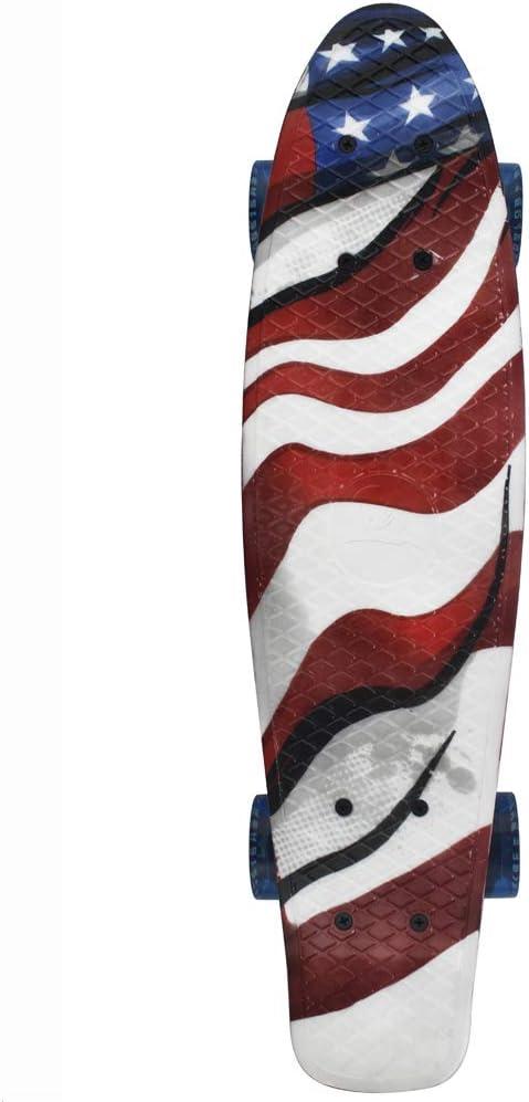 Meketec Skateboards Complete 22 Inch Mini Cruiser - 3