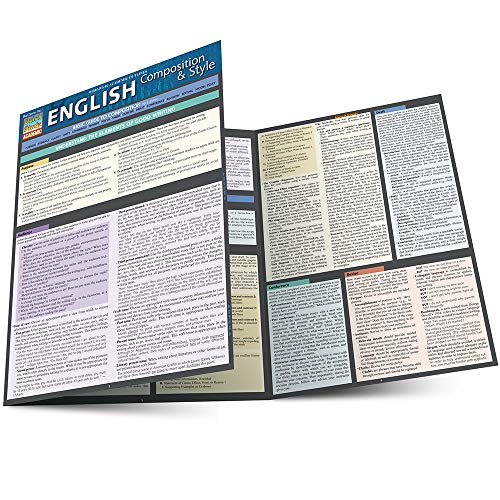 English Composition & Style (Quick Study Academic)
