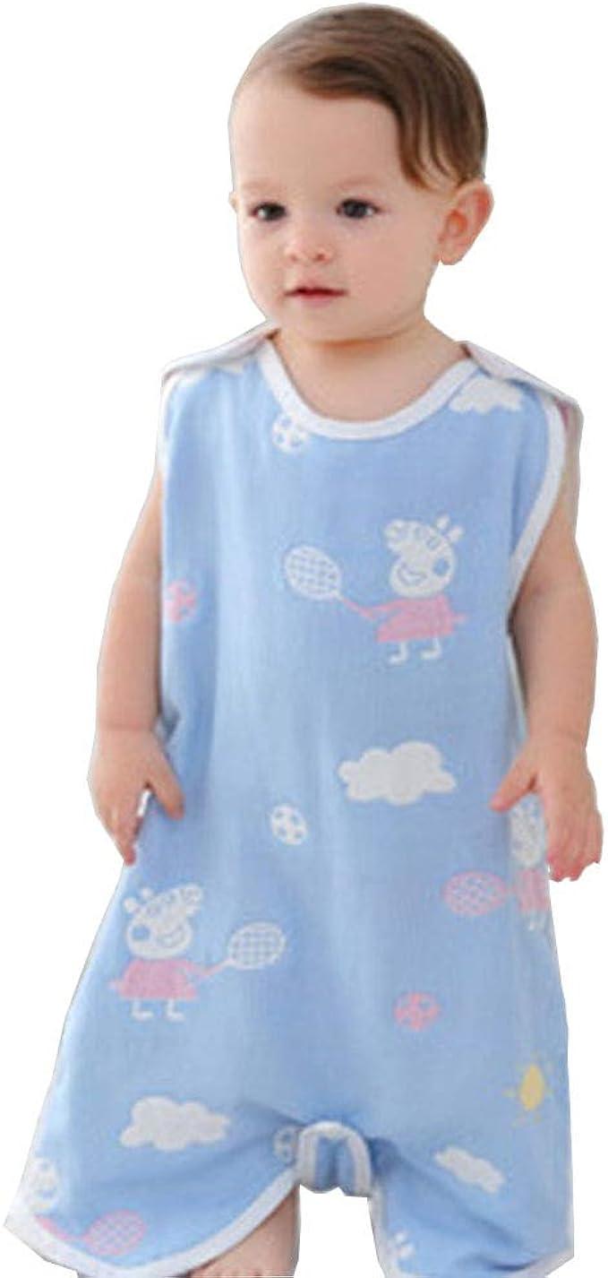 Saco de Dormir del Verano del Bebé,Saco de Dormir para Bebé Ajustable para Recién Nacidos Altura 80-100cm 1-3 Años Bebé: Amazon.es: Ropa y accesorios