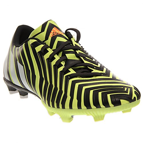 Adidas Men's P Absolion Instinct Fg Ltflye/Ftwwht/Dkgrey Soccer Cleat 9 Men US