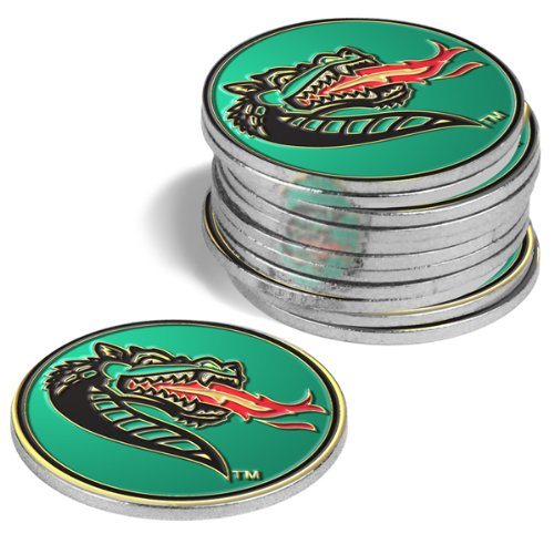 UAB Blazers Golf Ball Markers (4 Pack)