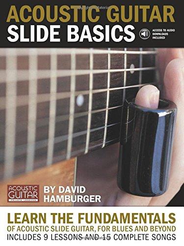 Acoustic Guitar Slide Basics Bk/Audio Download ()