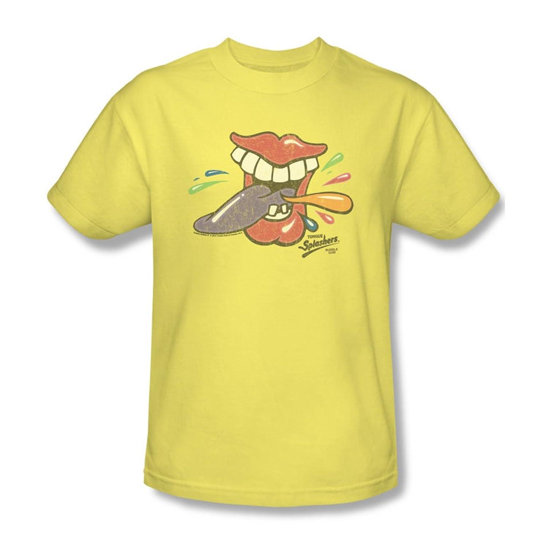 Dubble Bubble - Mens Rolling Tongue T-Shirt