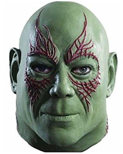 Drax The Destroyer Overhead Mask Costume Mask -