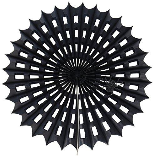 Martha Stewart Crafts Spooky Night Spider Rosette Kit, 48-20418