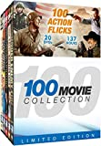 100 Action Packed Flicks: Hercules - Tarzan - John Wayne - One-Eyed Jacks - Go For Broke - Fast and the Furious - Caesar - Samson + many more!