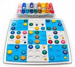 Sukugo Color + Number Sudoku Game Set