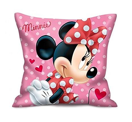 Disney Minnie Mouse Cojín rosa: Amazon.es: Bebé