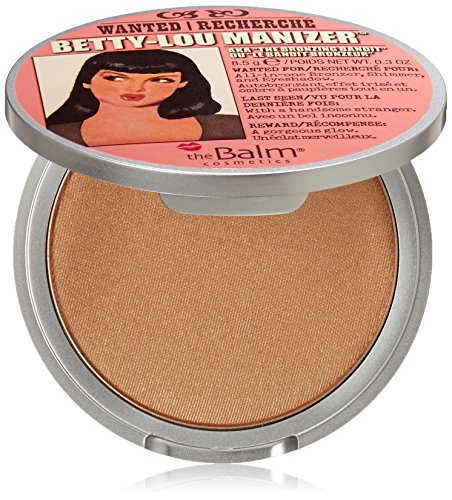 The Balm Betty Lou Manizer Bronzer