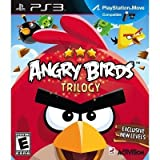 Activision Blizzard Inc Angry Birds Trilogy Ps3