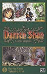 Darren Shan, tome 3 : Galeries sanglantes (manga) par Arai