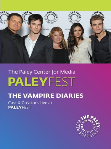 The Vampire Diaries  Cast   Creators Live At The Paley Center