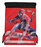 Red Spiderman Drawstring Bag – Kids Drawstring Backpack For Sale