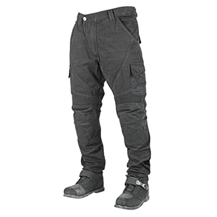 Speed and Strength Mens Dogs of War Black Pants, 40X32