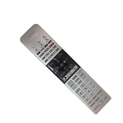 Easy Replacement Remote Conrtrol Suitable for Toshiba 58L7300U 40SL412U 40E200U LCD LED HDTV