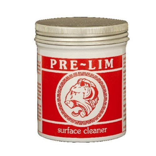 200ml PRE-LIM Surface Cleaner For Car, Ceramics, Metals, Blades, Enamels, China & More