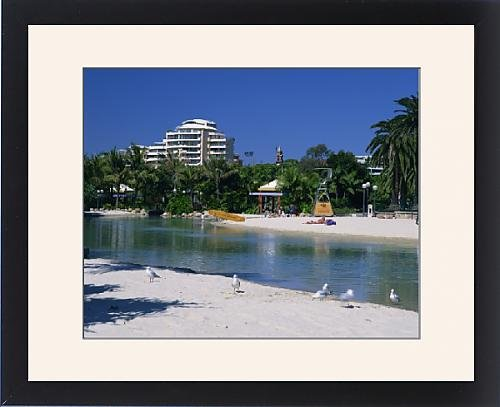 framed-print-of-the-lagoon-at-south-bank-in-brisbane-queensland-australia-pacific
