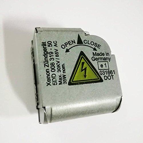 1x one piece Original Genuine G4 Xenon headlight Ballast white Xenon Zundgerat 5DD 008 319-50 igniter/Ignitor D2S D2R 008319501 12V Xenon Ballast Unit