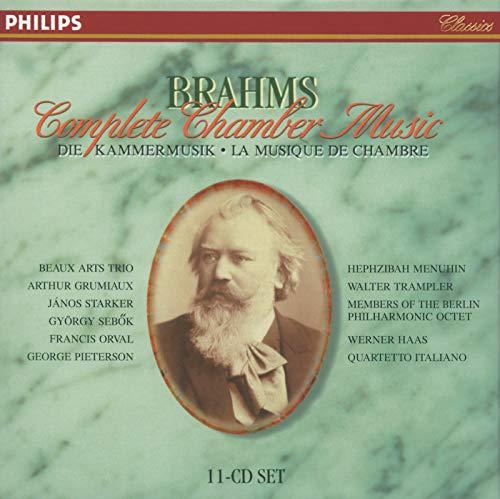 Brahms: Piano Quartet No.1 in G minor, Op.25 - 2. Intermezzo (Allegro ma non troppo)