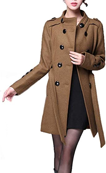 Manteaux Femme Longues Hiver Grande Taille Outwear Slim Fit