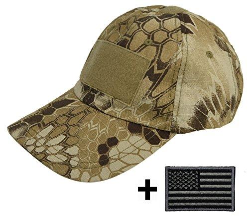 ArcEnCiel D1027 05 Tactical Cap