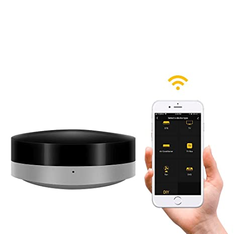 TUYA Voice Control Alexa Google Wireless Smart Controller Universal Remote  Controller IR Intelligent Switch Wi-Fi(2 4Ghz) Infrared Home Automation