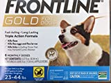 Frontline Gold 6 Dose 23-44lbs