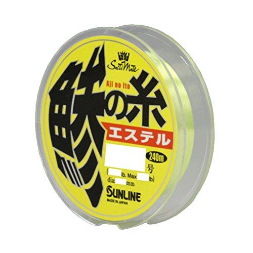 サンライン(SUNLINE) ソルティメイト 鯵の糸 エステル 240mの商品画像