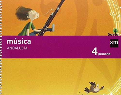 Descargar Libro Música. 4 Primaria. Savia. Andalucía Sara Rodriguez Notario