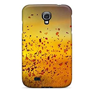 Fashionable YcmZkqB6425xWueZ Galaxy S4 Case Cover For Autumn Sunset Protective Case