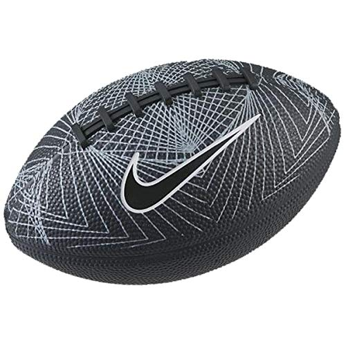 Nike Mini 500 Rubber Football (Black)