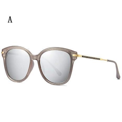 HZY Gafas De Sol Graduadas Polarizadas Clásicas Gafas De Sol ...