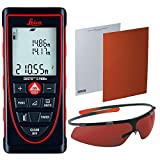 Leica DISTO E7400x Laser Distance Meter With GZM26 Target Plate & GLB30 Glasses