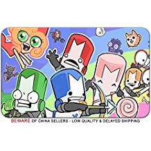 Castle Crashers Video Game Stylish Playmat Mousepad (24 x 14) Inches [MP] Castle Crashers- 3