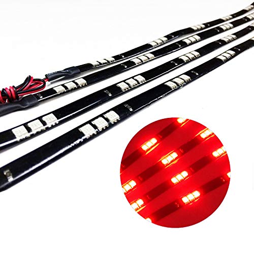 SOCAL-LED Red 30cm 12