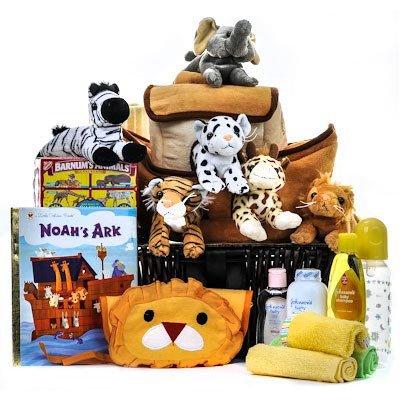Baby Shower Gift Basket for Boys