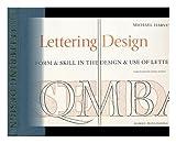 Lettering Design, Michael Harvey, 0517527448