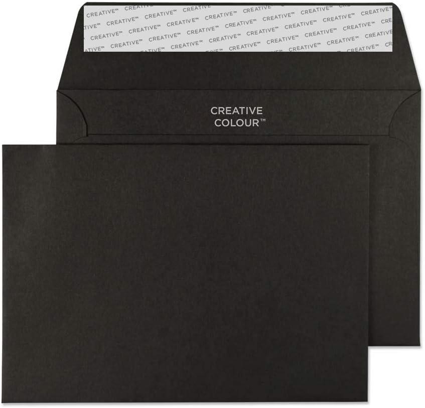 Creative Colour Briefumschl/äge Haftklebung