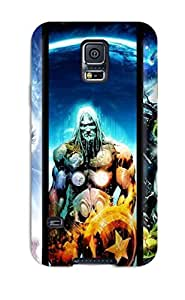 Benailey IIDVMwE7625YtUiS Case Cover Galaxy S5 Protective Case Marvel