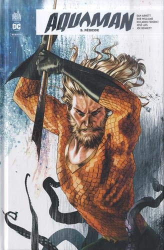 aquaman rebirth debutant